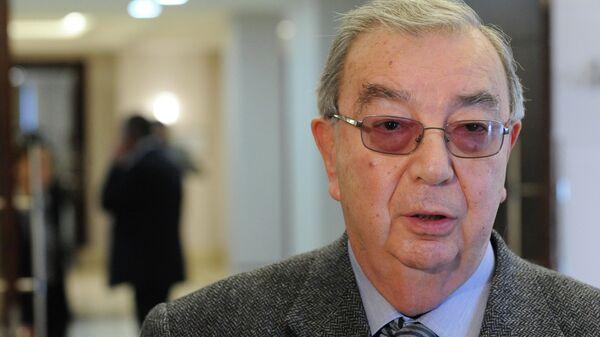 Евгений Примаков на Международной конференции Ближний Восток–2020 в Иордании