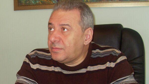 Армянский политик Вагаршак Арутюнян