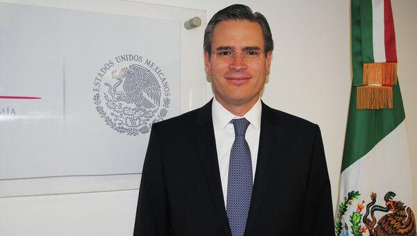 Замминистра экономики Мексики Франсиско де Росенсвейг. Архивное фото