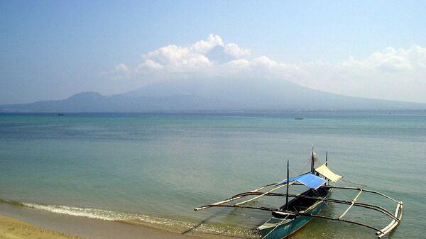 Побережье Филиппин. Архивное фото