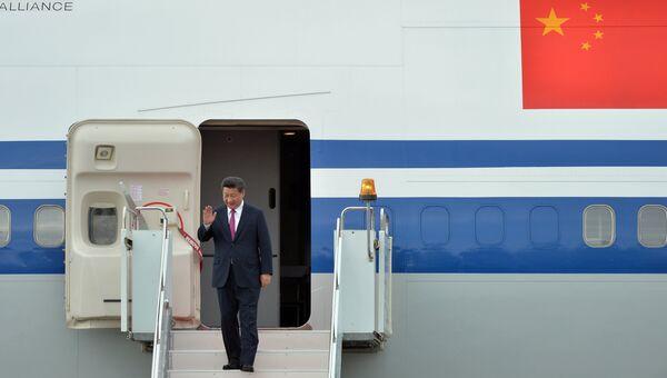 Си Цзиньпин, архивное фото