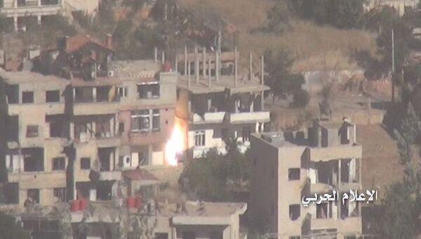 Ситуация в Сирия. Архивное фото