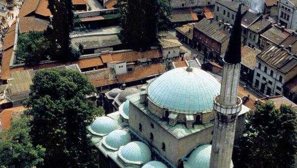 Гази-Хусревбегова мечеть в Сараево