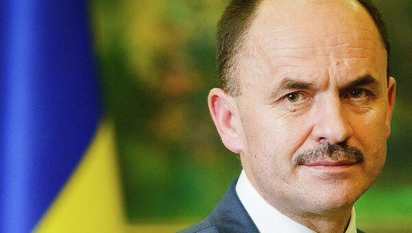 Глава областной государственной администрации Закарпатской области Василий Губаль