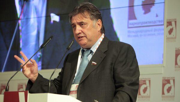 Депутат Государственной Думы России, член комитета по международным делам Семен Багдасаров
