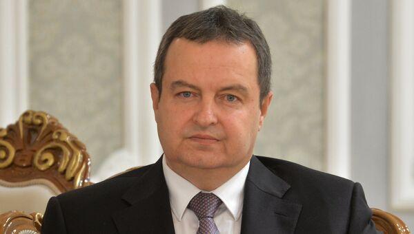 Председатель ОБСЕ Ивица Дачич