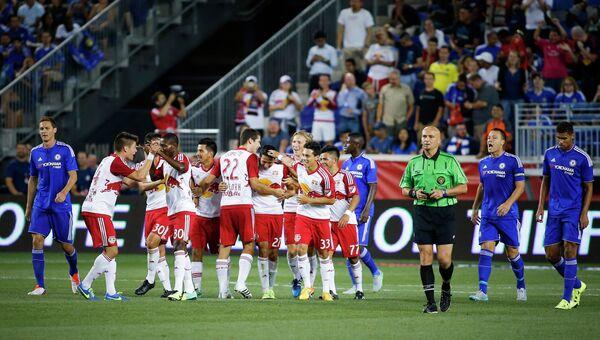 Матч Челси - Нью-Йорк Ред Буллз, 22 июля 2015