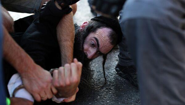 Мужчина, ранивший ножом шестерых участников гей-парада в Иерусалиме