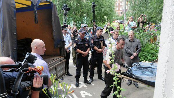 Шестеро детей найдены убитыми в одной из квартир Нижнего Новгорода. Архивное фото