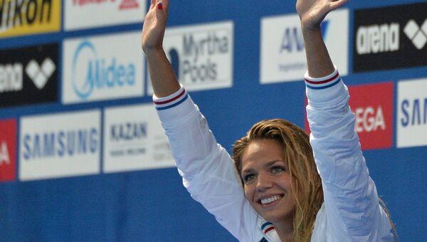 Чемпионат мира FINA 2015. Плавание. Третий день. Вечерняя сессия