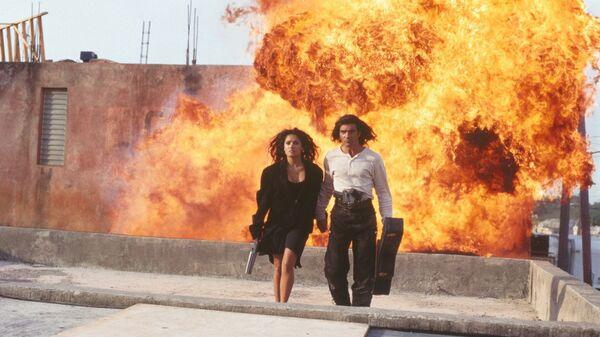 Кадр из фильма Отчаянный