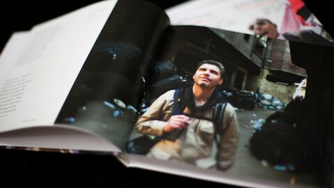Альбом с фотографиями фотожурналиста Андрея Стенина