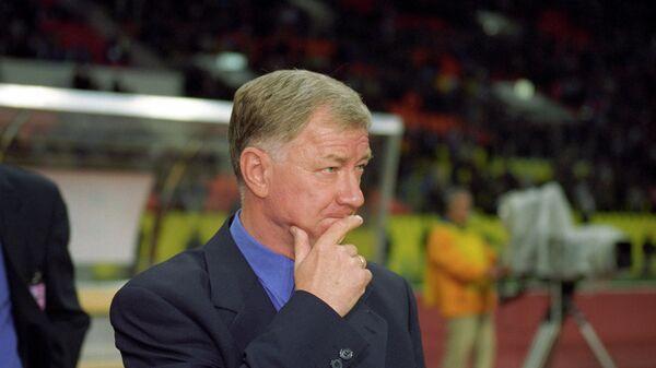 Бывший тренер сборной команды России Борис Игнатьев