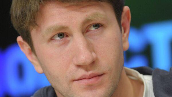 Актер Евгений Волоцкий