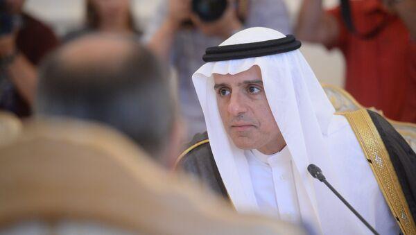 Министр иностранных дел Саудовской Аравии Адиль аль-Джубейр. Архивное фото