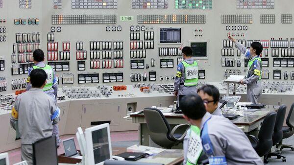 Перезапуск первого реактора АЭС Сэндай в Японии