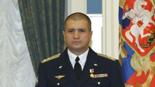 Полковник ВВС Сергей Кобылаш