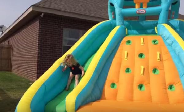 Ох уж эти детки, или Почему дети не дружат с гравитацией