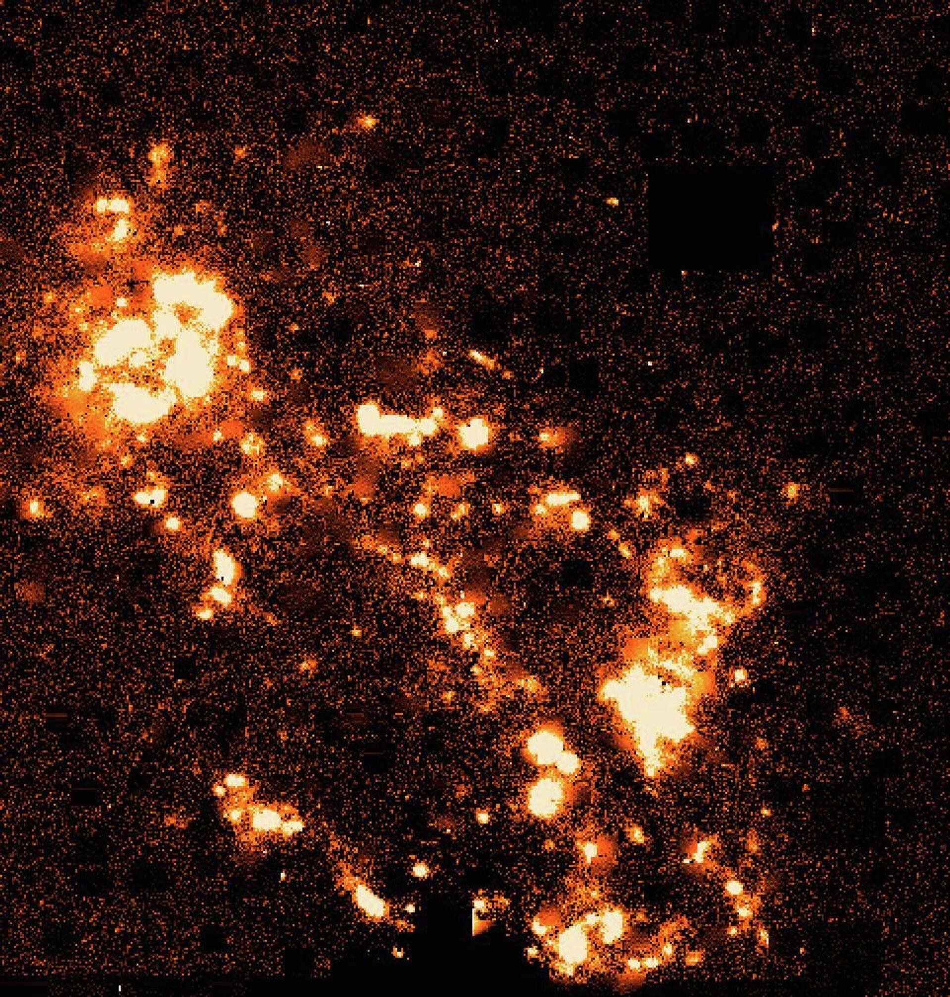 Астрофизики обнаружили самую близкую к нам кольцевую галактику Колесо Кэтрин - РИА Новости, 1920, 06.10.2020