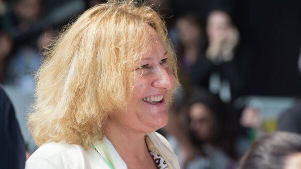 Российская предпринимательница, супруга бывшего мэра Москвы Ю.Лужкова Елена Батурина