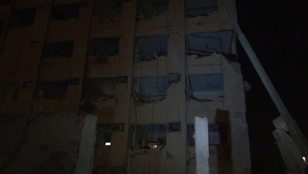 Разрушенные фасады домов и разбитые автомобили – последствия теракта в Каире