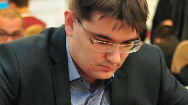 Шахматист Евгений Томашевский