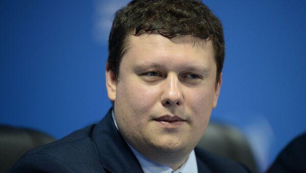 Заместитель министра сельского хозяйства РФ Дмитрий Юрьев. Архивное фото