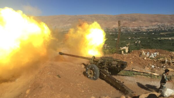 Сирийская армия. Архивное фото
