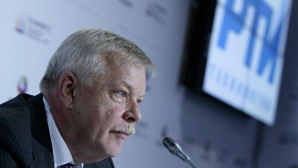 Генеральный директор ОАО РТИ Сергей Боев. Архивное фото