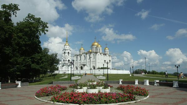 Город Владимир. Архивное фото