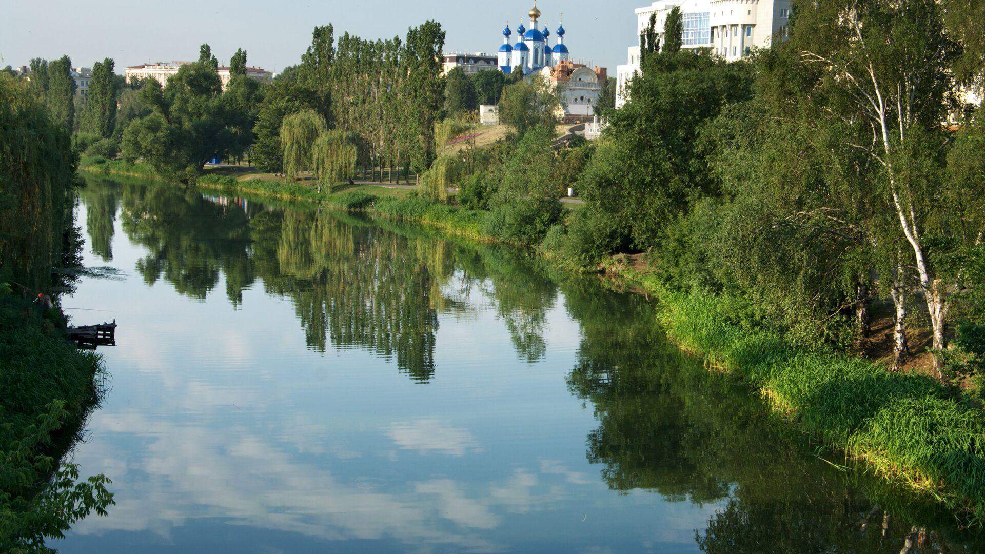 Река Цна в городе Тамбов - РИА Новости, 1920, 21.05.2021