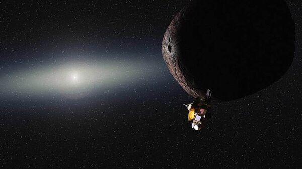 Ученые рассказали, когда зонд New Horizons получит новую цель