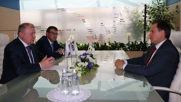 «Швабе» и ВТБ договорились о дальнейшем сотрудничестве