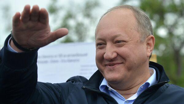 Губернатор Камчатского края Владимир Илюхин. Архивное фото