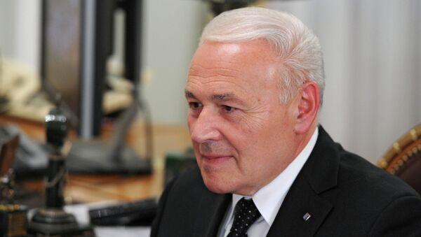 Экс-губернатор Магаданской области Владимир Печеный. Архивное фото