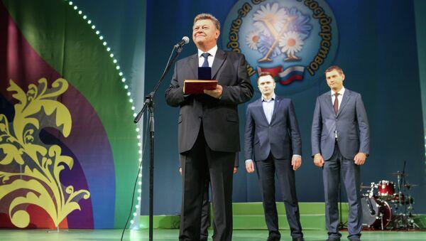 Фестиваль Молодежь - за Союзное государство открылся в Ростове