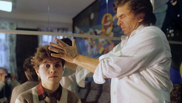 Михаил Булгаков и пациентка