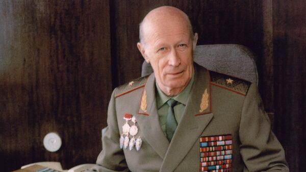 Выдающийся российский разведчик Юрий Дроздов