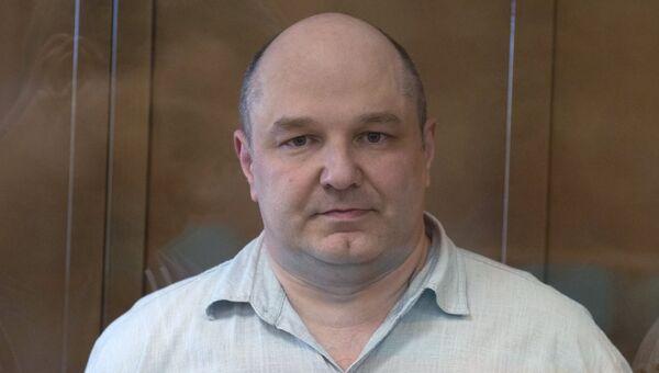 Экс-сотрудник ГРУ Геннадий Кравцов. Архивное фото