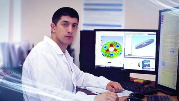 Оператор научной роты на заводе Швабе победил на армейском фестивале