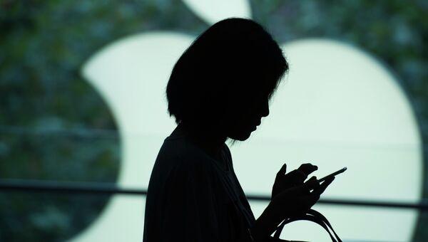 Начало продаж нового iPhone в Японии. Архивное фото