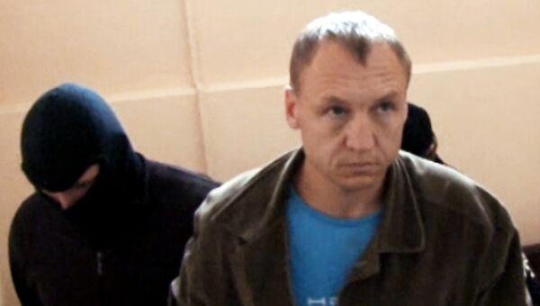 Сотрудник эстонской полиции безопасности  Эстон Кохвер, архивное фото