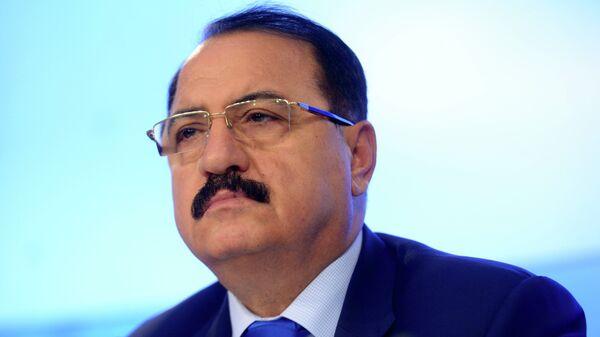 Чрезвычайный и Полномочный посол Сирийской Арабской Республики в Российской Федерации Рияд Хаддад