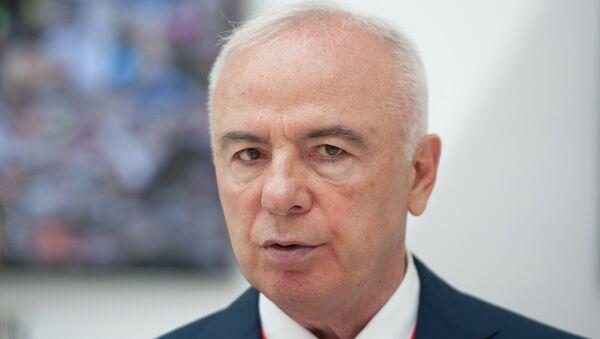 Глава Республики Адыгея Аслан Тхакушинов