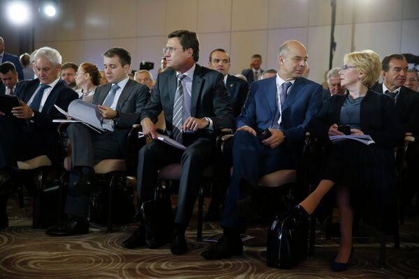 Заседание правительственной комиссии по импортозамещению