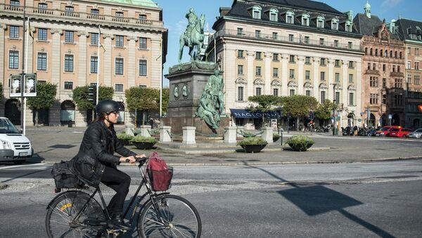 Города мира. Стокгольм. Архивное фото