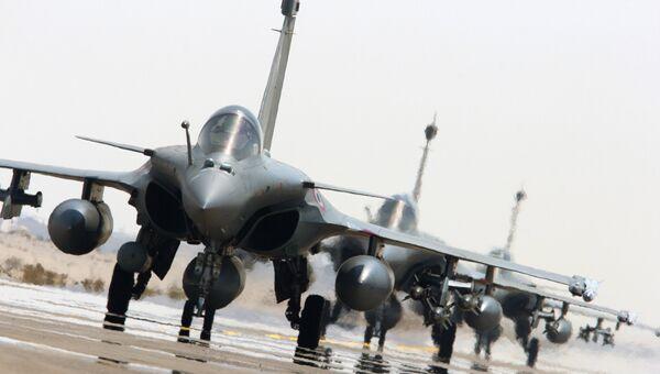Самолеты ВВС Франции. Архивное фото