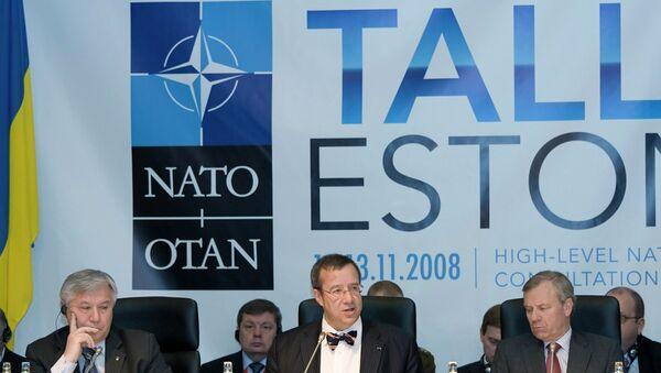 Открытие рабочей сессии НАТО-Украина на уровне министров обороны