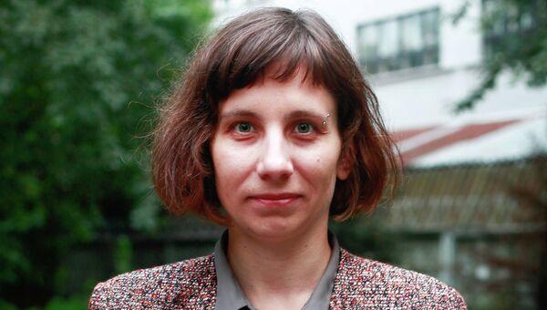 Юлия Ромащенко, директор CAF Россия по программной деятельности и отношениям с донорами