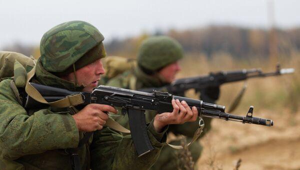 Летно-тактические учения ВДВ. Архивное фото
